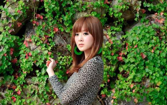 Girls Beauty Wallpaper MM Mikao 31