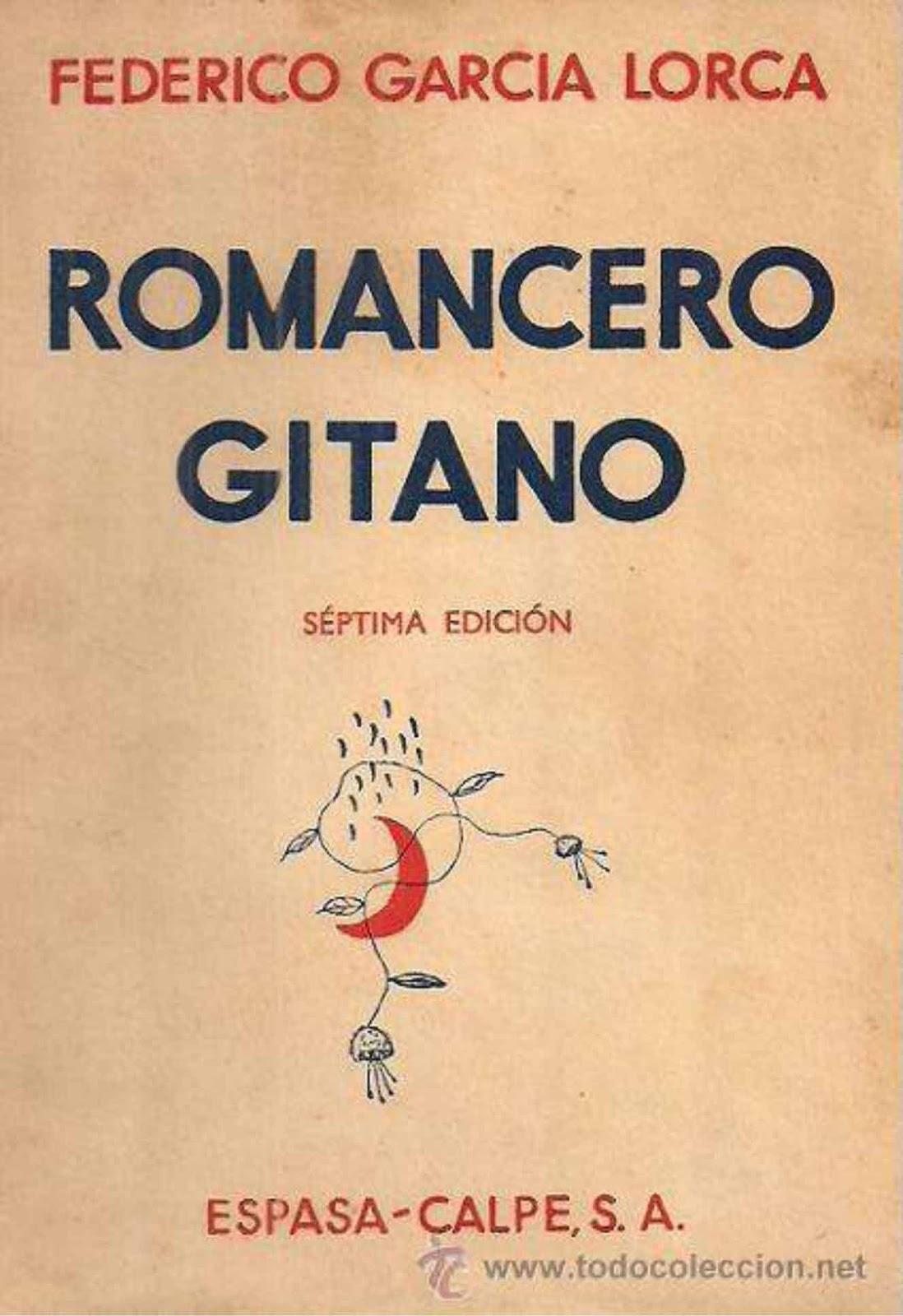 Resultado de imagen para romancero gitano edición 1932