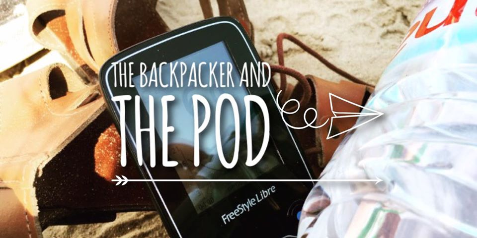 The Backpacker and the pod