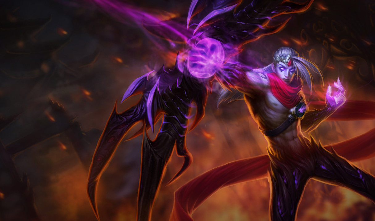 League of Legends Varus Wallpaper
