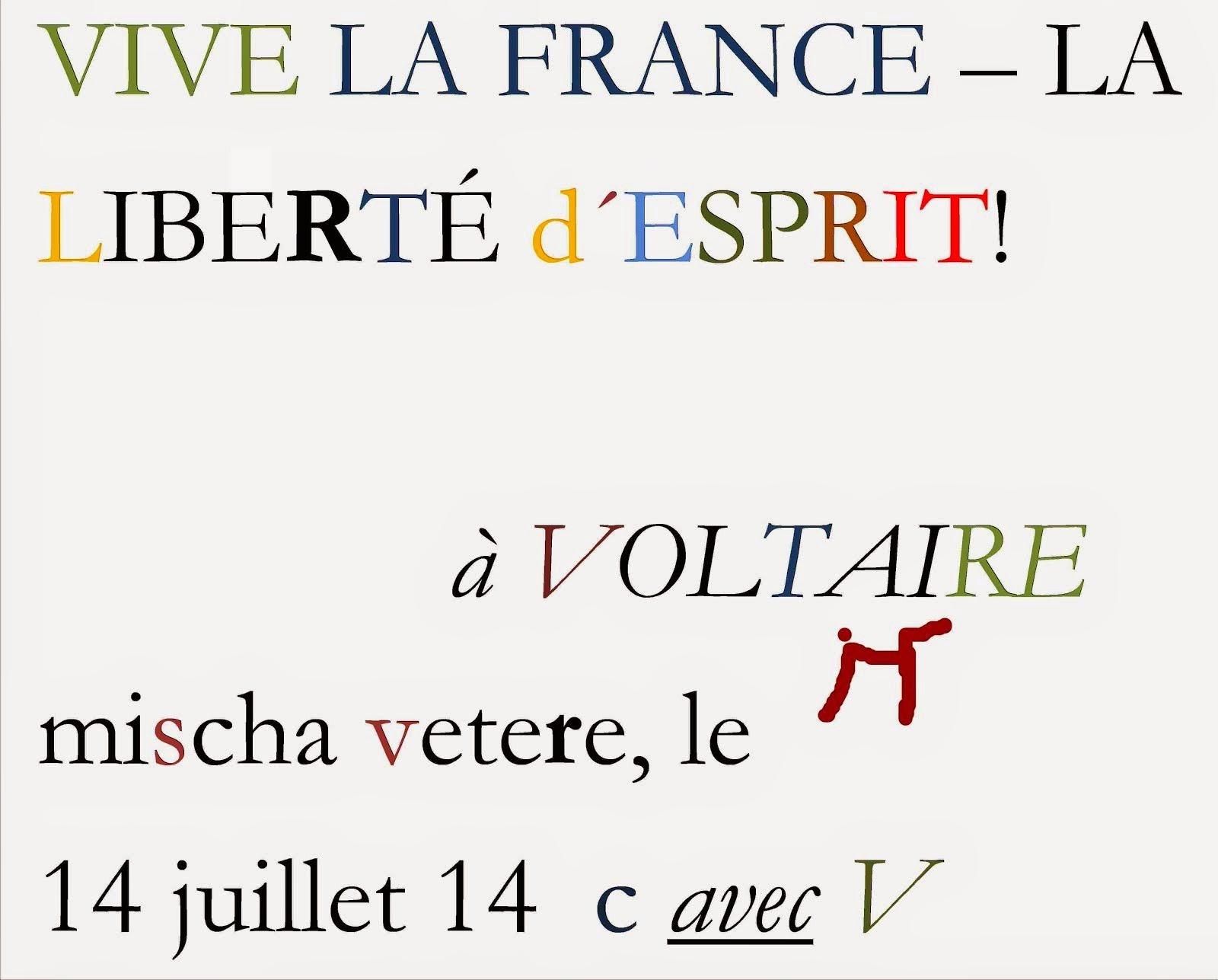 le 14 juillet 2014 (1791)