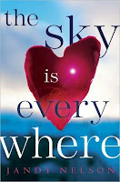 Cover of The Sky Is Everywhere by Jandy Nelson