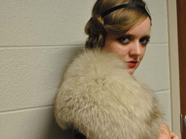 Flashback Summer: Couture Allure Costume Contest Entry, 1920s outfit