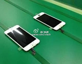 Pantalla del iPhone 5s