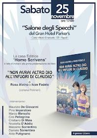 Presentazione del libro di Rosa Alvino e Ivan Fedele