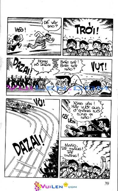 Jindodinho - Đường Dẫn Đến Khung Thành III  Tập 1 page 39 Congtruyen24h