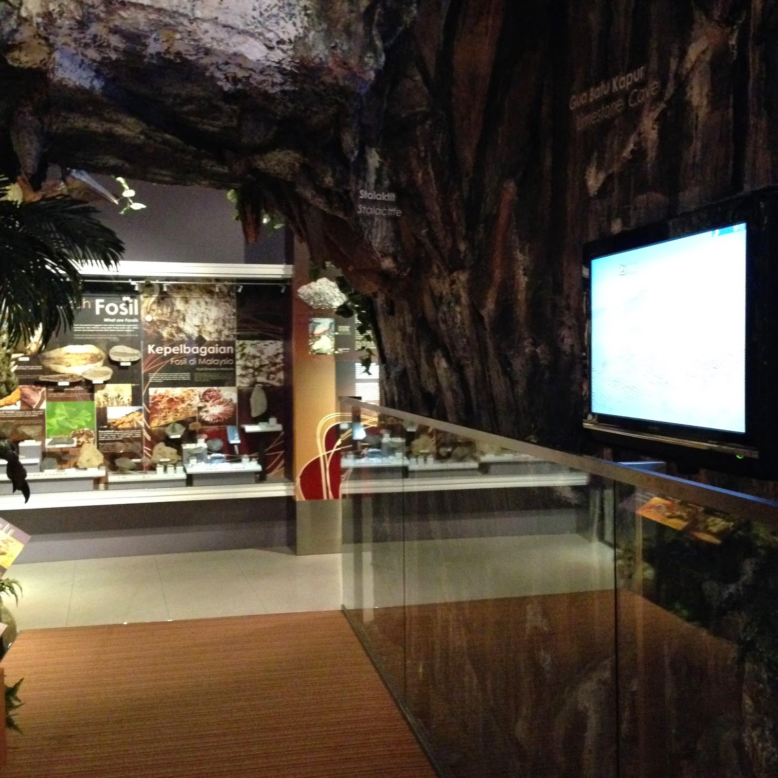 Museum of Geology Ipoh Perak Malaysia