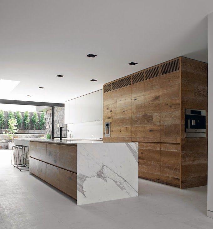 Kitchen Designs Australia 2016: Kedvencem A Carrara Márvány