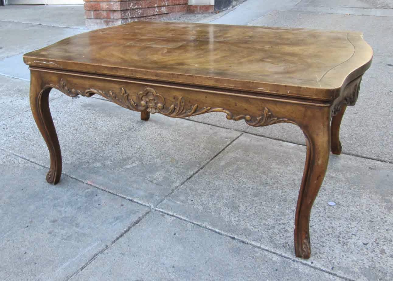 uhuru furniture collectibles sold coffee table by baker furniture