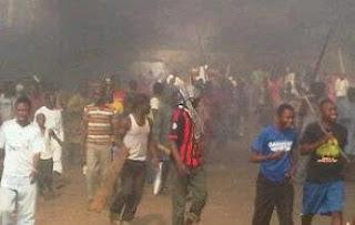 Taraba Riots: Four Persons Dead