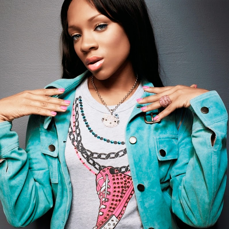 Welcome to Linda Ikejis Blog  Rapper Lil Mama gets completely