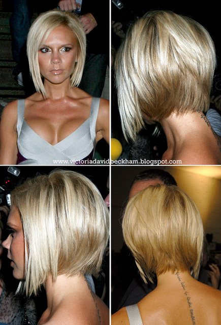 Victoria Beckham Hair Style   Cool Hairstyle Ideas