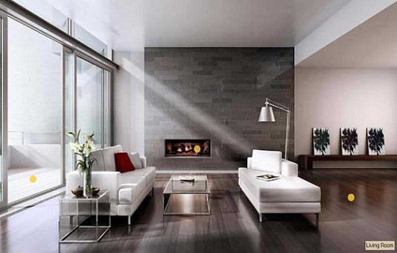 dekorasi ruang tamu rumah minimalis minimalist