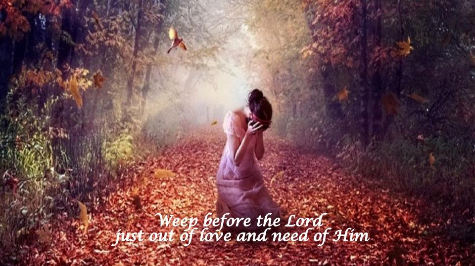 Yearning For The Living God do we Yearn For God