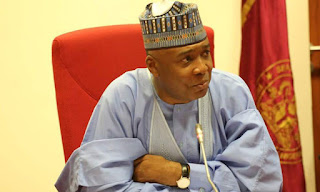 PDP Presidential primary: APC tells Senators how to deal with Saraki
