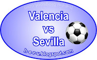 Prediksi Skor Valencia vs Sevilla 13 Januari 2013