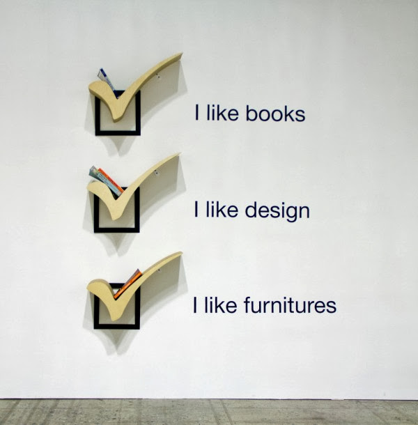 Innovative Bookshelves and Coolest Bookcases (15) 14