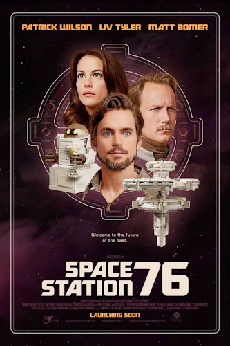 Space Station 76 (HDRip 720p Español Latino) (2014)