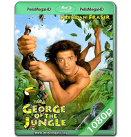 GEORGE DE LA JUNGLA (1997) WEB-DL 1080P HD MKV ESPAÑOL LATINO