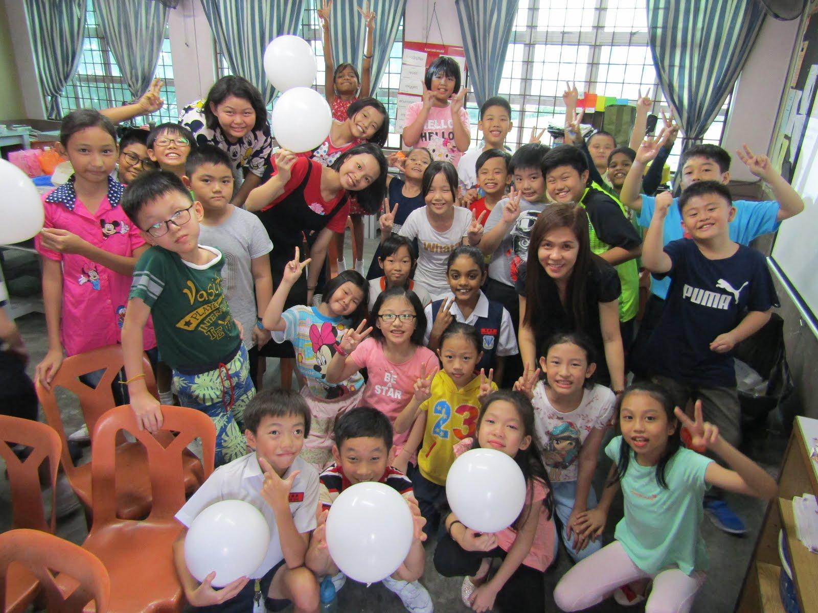 2017儿童节 Hari Kanak-kanak
