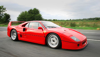 Test Drive F-40 Ferrari in Fifth Gear