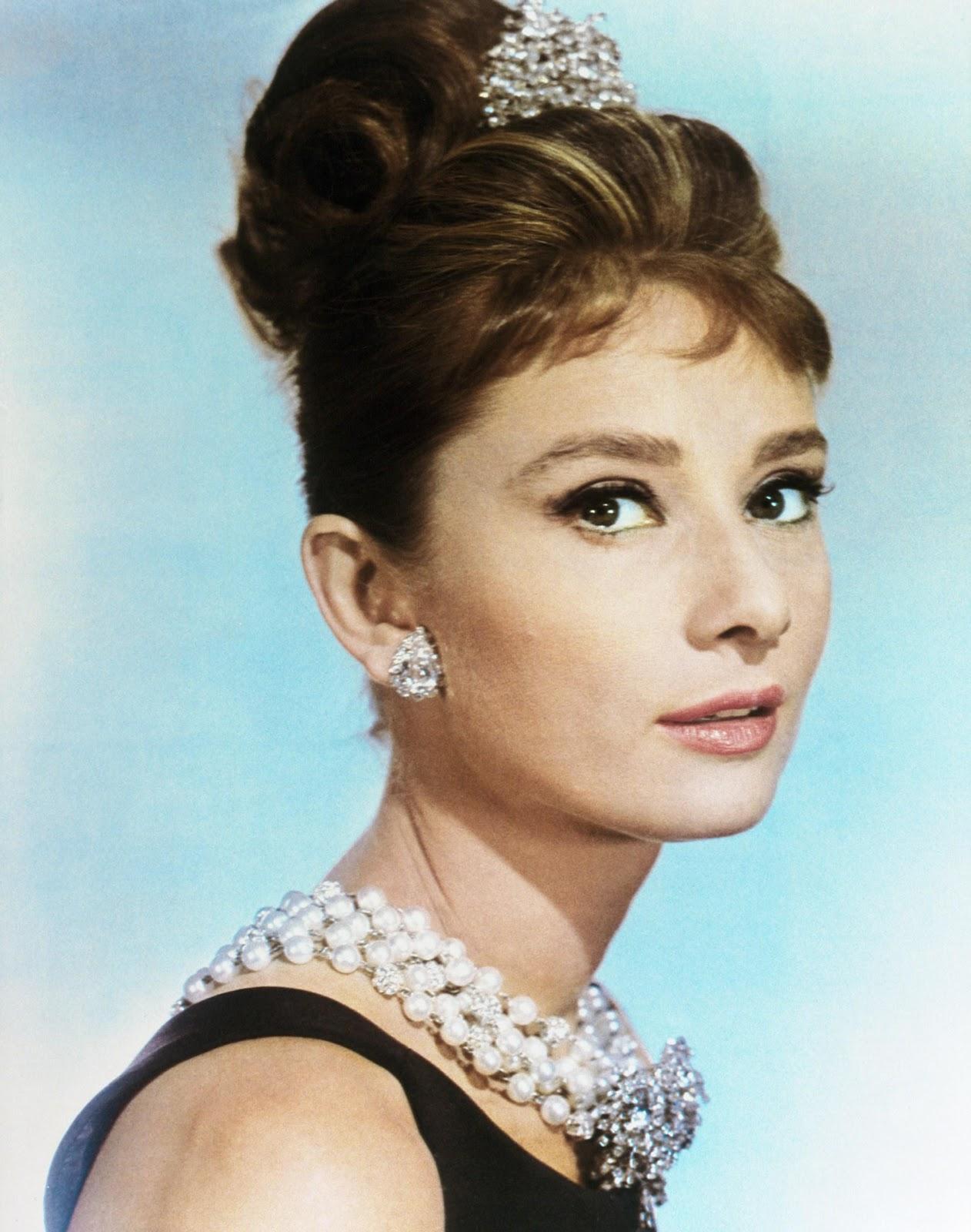 Breakfast At Tiffanys Audrey Hepburn 1960s Makeup