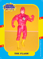 Super Powers Collection The Flash Action Figure by Kenner Superman Super Powers Collection Figure Clark Kent Kenner Mattycollector DC Universe Classics Unlimited Man of Steel Toys Movie Masters polymerphelia GeekSummit