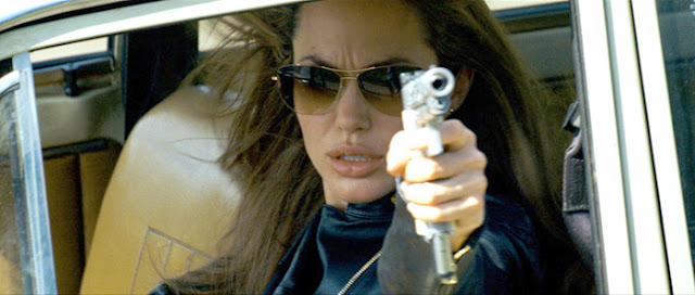 Oliver Peoples Strummer Wanted big Angelina Jolie x Gold Aviator Sunglasses by Oliver Peoples FOUND