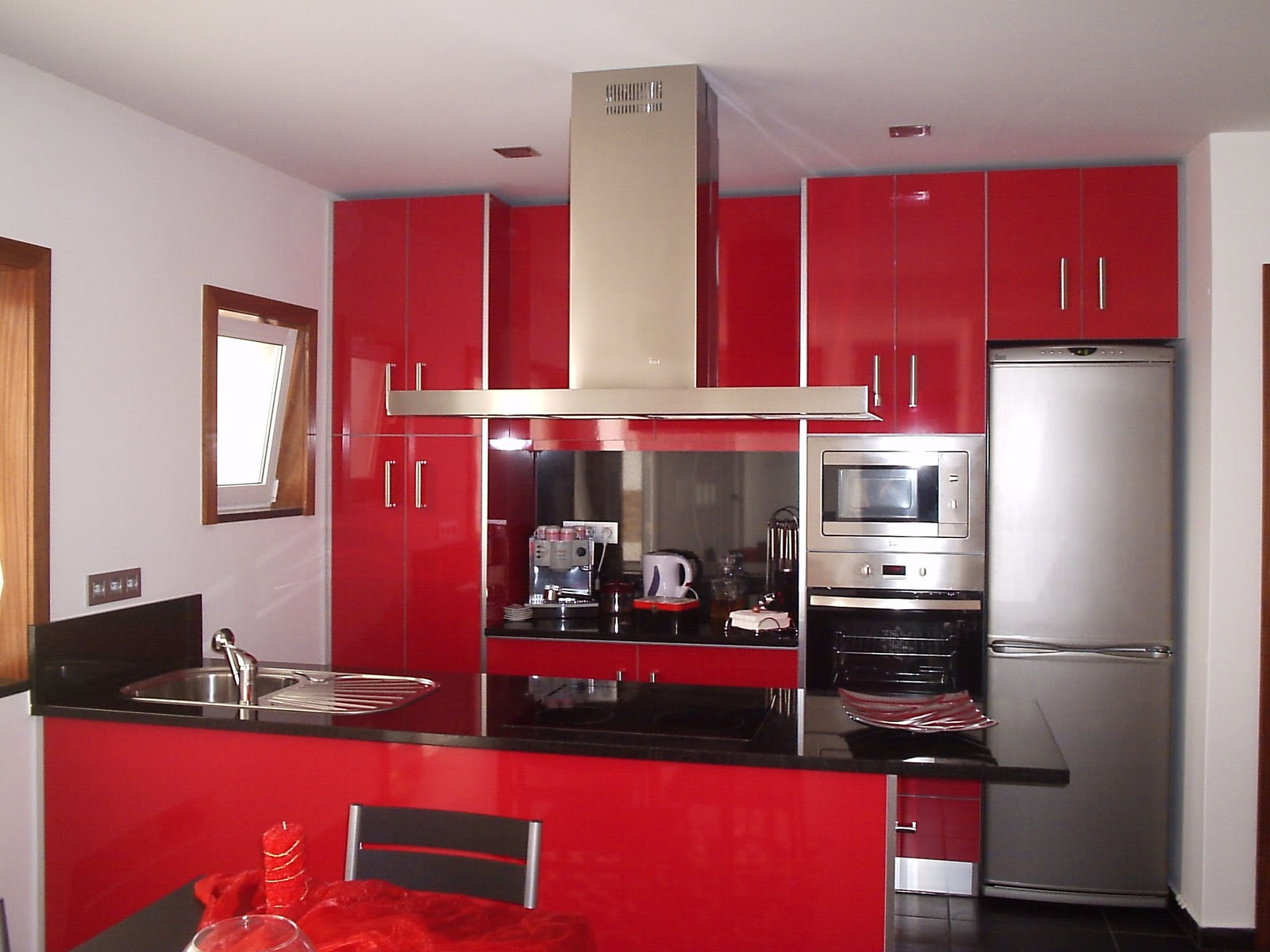 Adão & Tavares: Móveis de Cozinha #B11A24 1600 1200