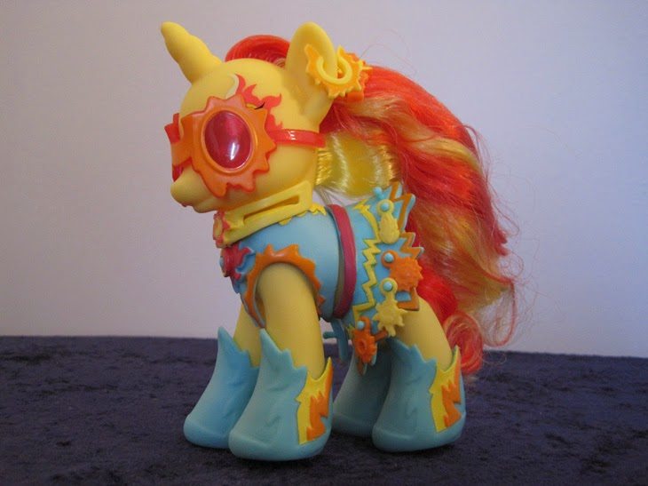 Cutie Mark Magic Fashion Style Sunset Shimmer, full outfit.