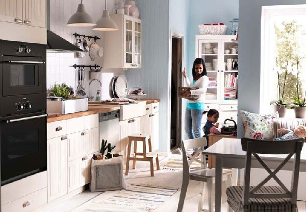 2012 ikea kitchen furniture trends and ideas home improvement and