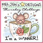 I won at Meljens Designs