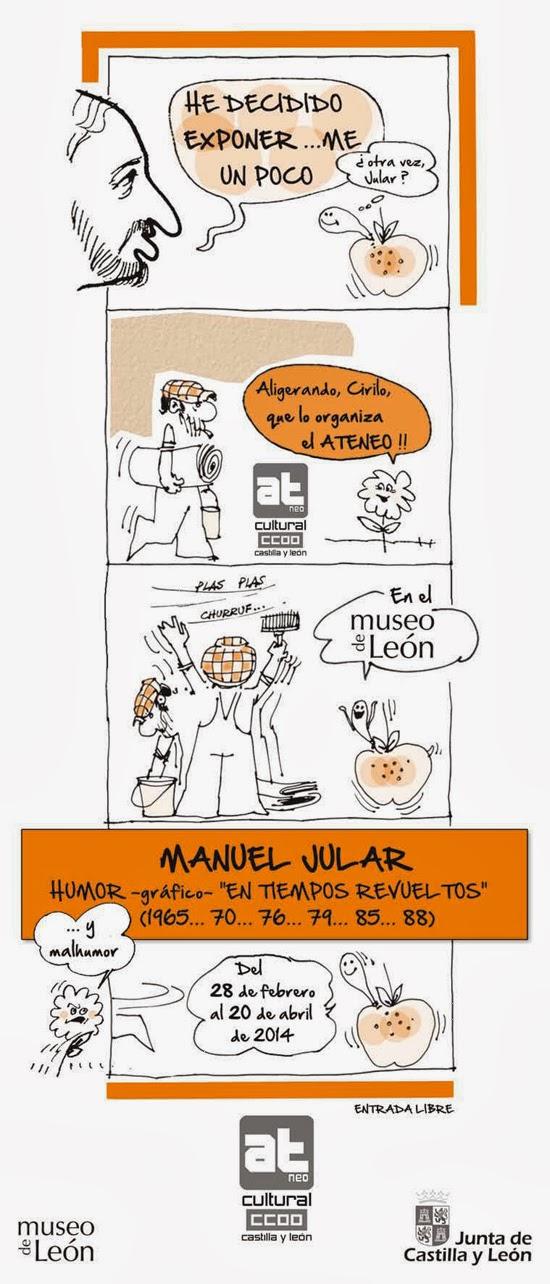 Exposición en el Museo de León