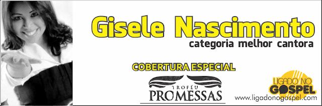Gisele Nascimento Troféu Promessas 2013