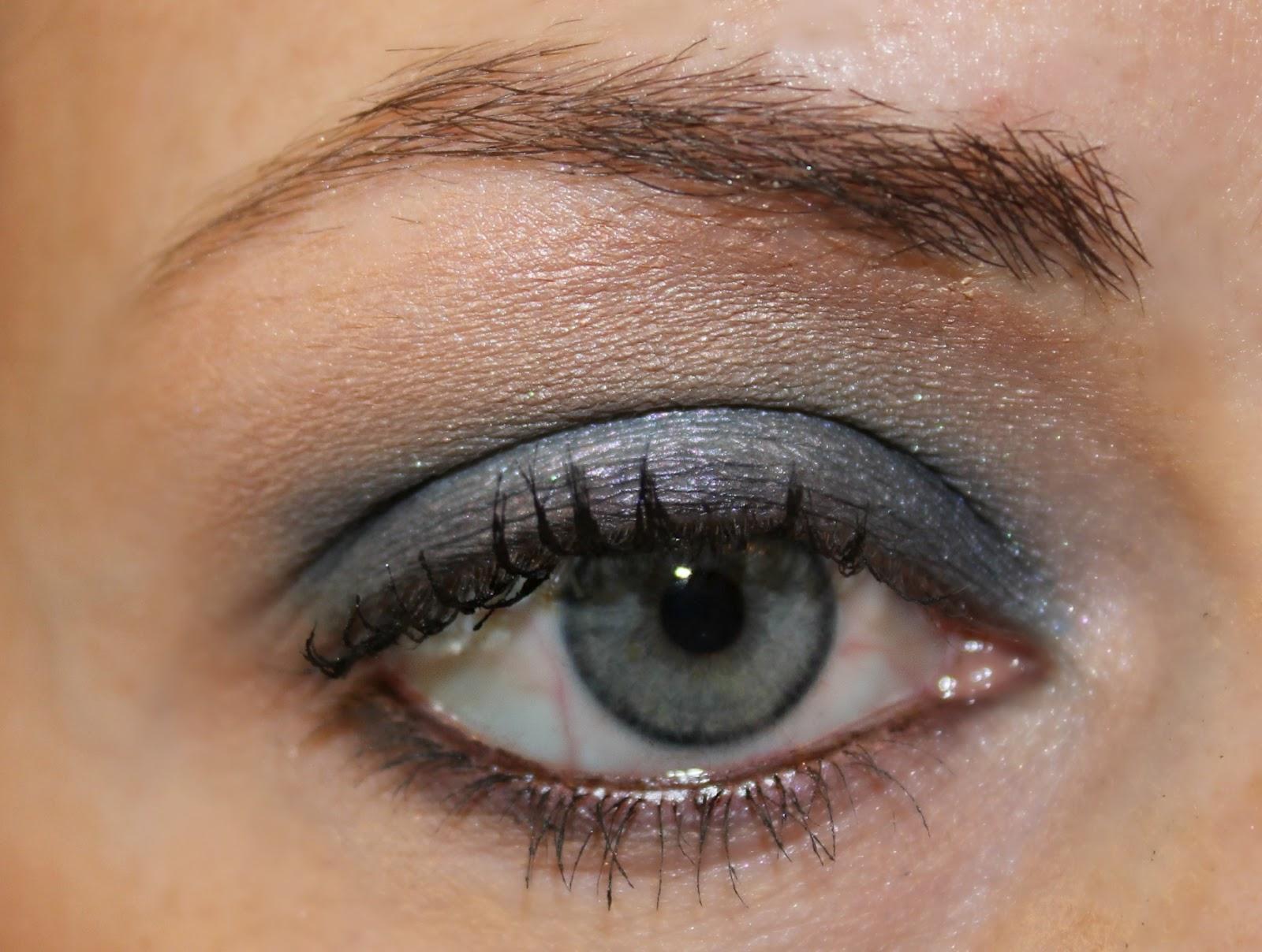 Blushing Basics Eye Makeup Tutorial Step By Step