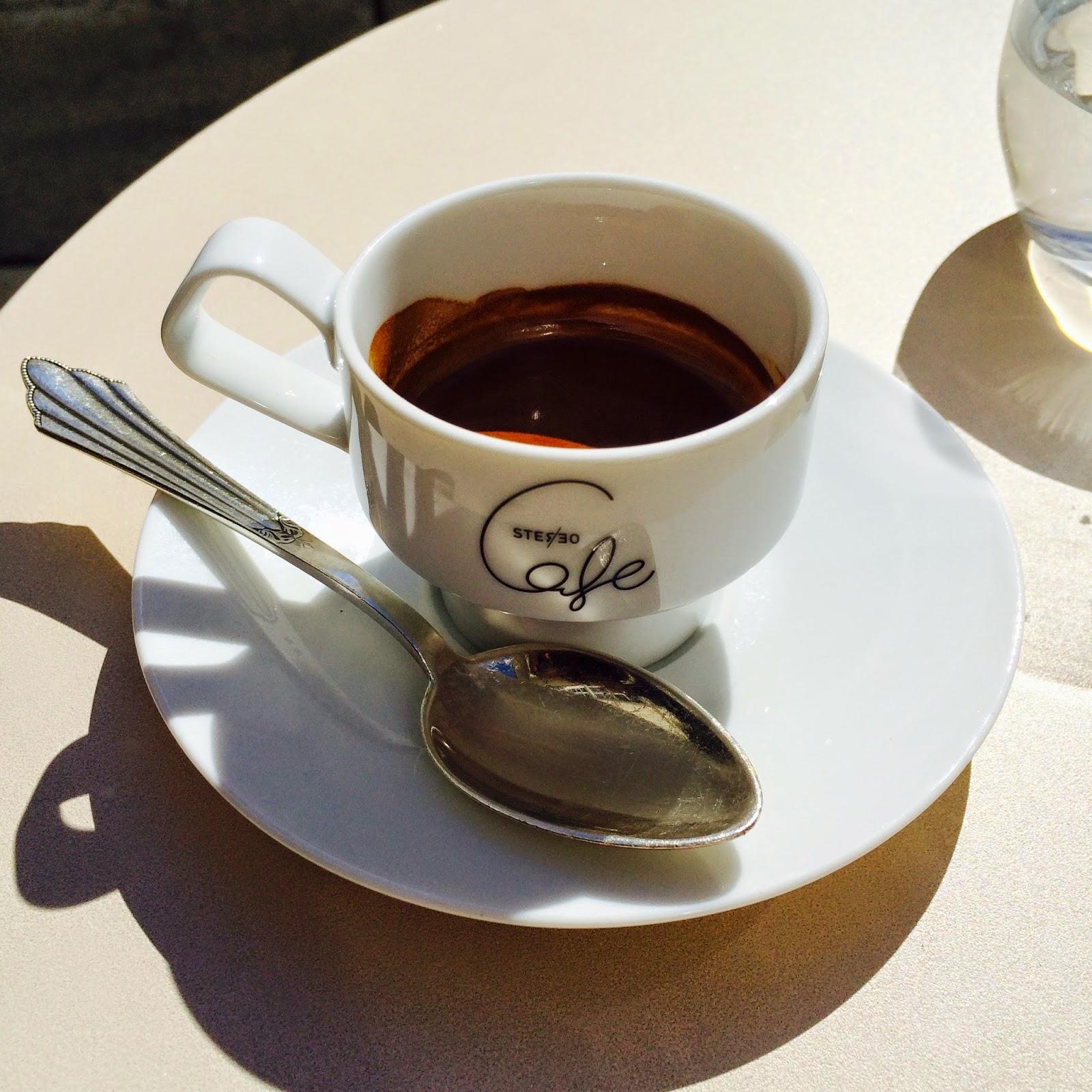 Stereo MUC Cafe Munich