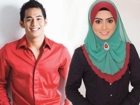 Fizo Omar dan Mawar Abdul Karim Rancang Majlis Perkahwinan