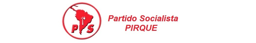 Partido Socialista Chile PIRQUE