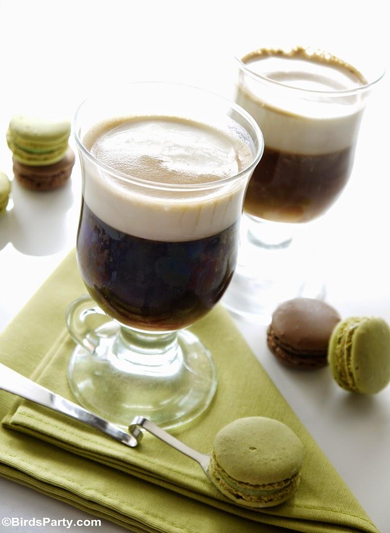 Recette Cocktail Maison: Café Irlandais ou Irish Coffee