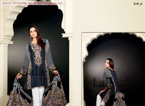 KHADDI by SANA & SAMIA Collection