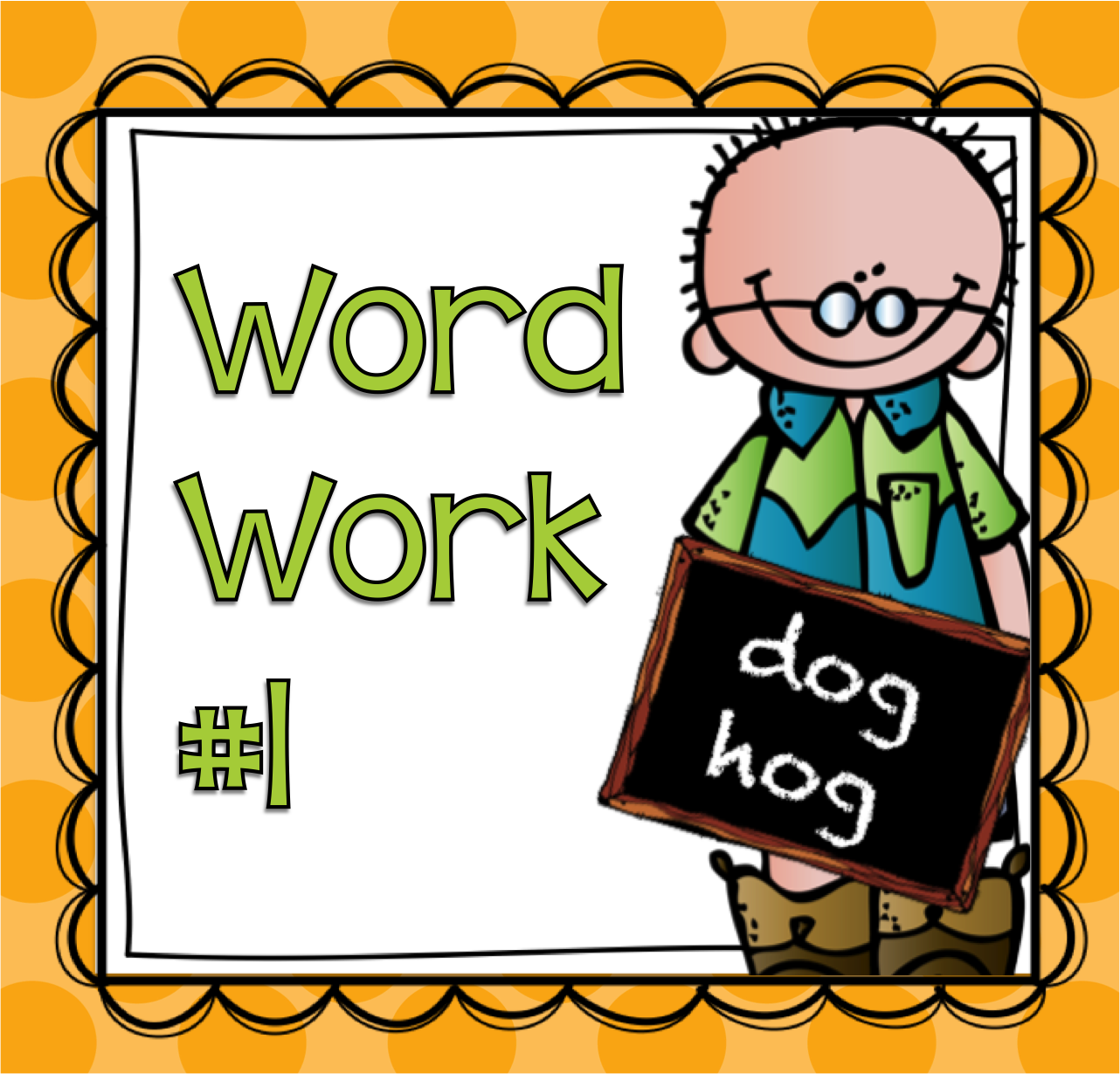 Organizing daily 5 literacy stations in kindergarten and for Clipart words