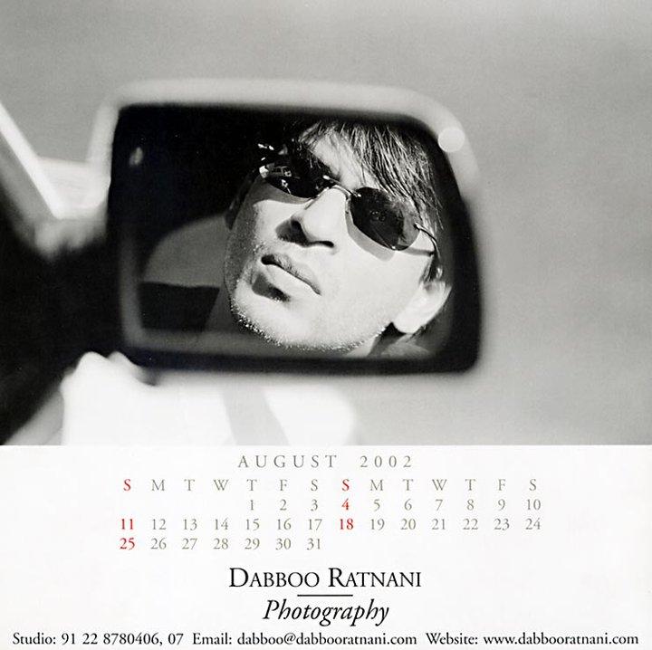 Dabboo Ratnani Calendar Photography : Team srk dabboo ratnani photography with