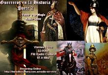 Guerreros de la Historia Parte 2: Atila - Boudica - Ricardo Corazon de Leon - Espartaco
