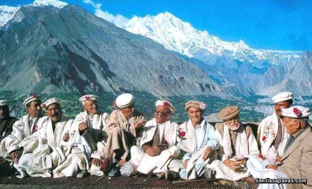 Hunza-people