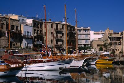 Girne Port Girne Kyrenia