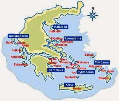 charter resor grekland