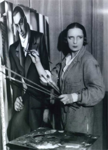 a biography of tamara de lempicka a polish artist And compare prices subscribe to access price results for 150000 artists   tamara de lempicka polish 1898-1980 oil on paper aug 30, 11:00 am est .
