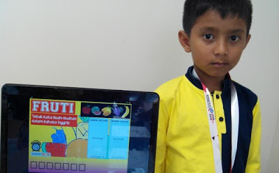 Anak Kecil Jago Bikin Games Animasi