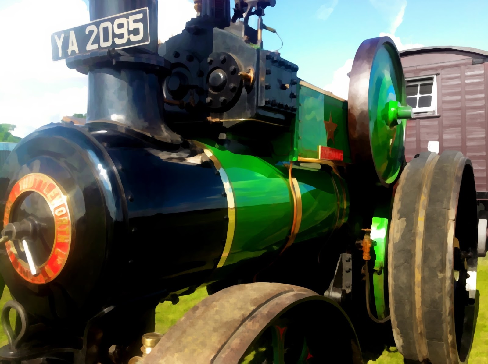 Get your mamod steam engine ready for summer sciox Choice Image