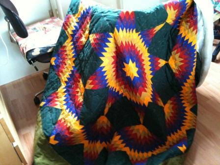 broken star quilt pattern | eBay - Electronics, Cars, Fashion